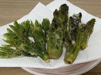 タラの芽調理方法